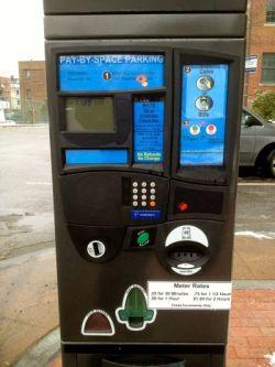 bad design parking pay station